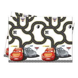 - Cars 3 Plastik Masa Örtüsü (120x180 cm) 1'li Paket