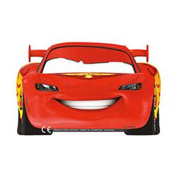 - Cars Formula Kağıt Maske