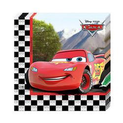 - Cars Formula Kağıt Peçete (33x33 cm) 20'li Paket