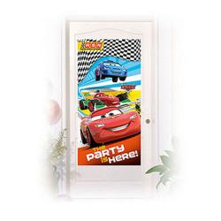 - Cars Formula Kapı Afişi