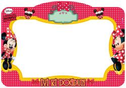 - Minnie Cafe Çift Taraflı Çerçeve 70x100