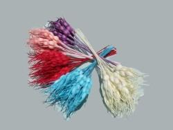 - Başak Modeli Mavi Çiçek