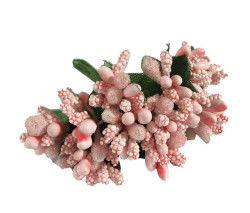 Çiçek Cipso Görünümünde Pudra