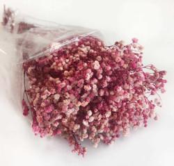 - Doğal Cipso Pembe Çiçek 50 Gr.
