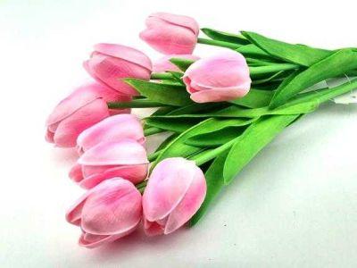 Çiçek Islak Lale Pembe