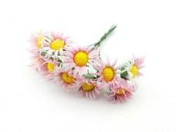 Çiçek Papatya Pembe - Thumbnail