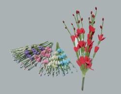 - Çiçek Uzun Dallı Beyaz