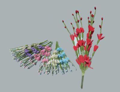Çiçek Uzun Dallı Beyaz