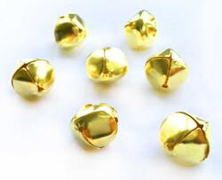 - Çıngırak Zil Orta 1.5 Cm Altın Pk:1000 Kl:20