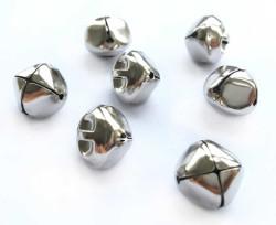 - Çıngırak Zil Gümüş 1.5 cm