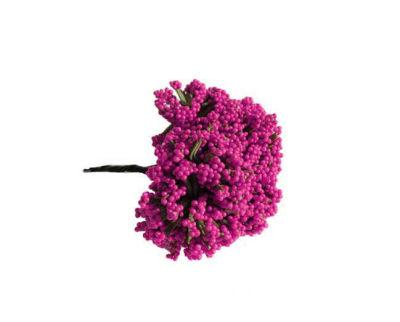 Cipso Çiçek Fuşya