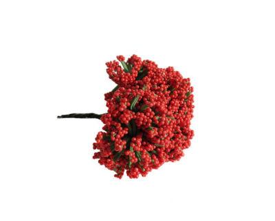 Cipso Çiçek Kırmızı