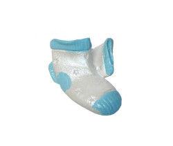 Çorap Çiftli Mavi