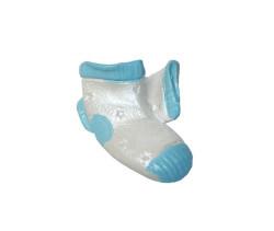 Çorap Çiftli Mavi - Thumbnail