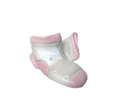 Çorap Çiftli Pembe