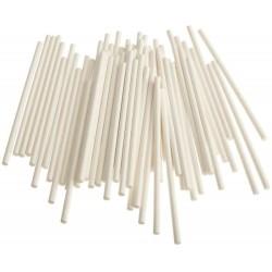 - Çok Amaçlı Delikli Plastik Çubuk 0.5x30 Cm