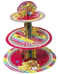 - Barbie Klasik Cupcake Standı