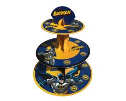 - Batman Cupcake Standı