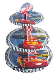 - Cars Cupcake Standı