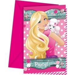 - Barbie Elegant Davetiye