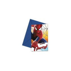 - Spiderman 2 The Amazıng Davetiye