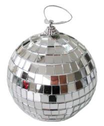 - Disko Süsleme Topu Büyük 10 cm