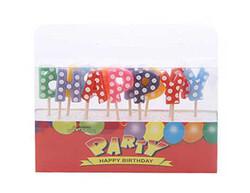 - Doğum Günü Mumu Happy Bırhtday Pk1-240