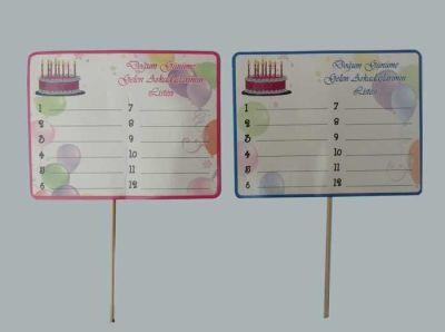 Doğum Günüme Gelenler Listesi