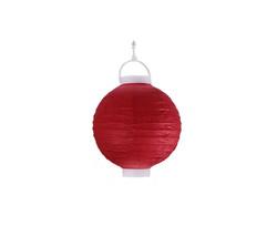 - Fener Işıklı Pilli(abajur) Kırmızı Pk10-100