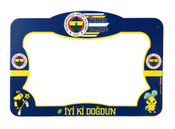 - Fenerbahçe Çerçeve Çift Taraflı 70x100