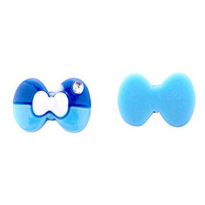 Fiyonk Akrilik Stıcker Plastik Mavi