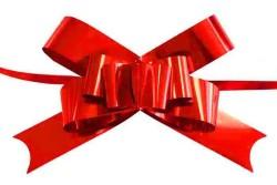 - Fiyonk Çekmeli Rafyadan Metalize 2cm Asetat Kutulu Kırmızı