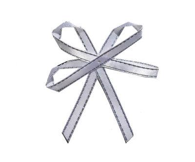 Fiyonk Kelebek Modeli Beyaz