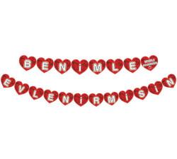 - Flama Bayrak Kalpli Benimle Evlenirmisin Pk:1-300