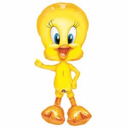 - Aırwalker Tweety 43x94 cm Folyo Balon