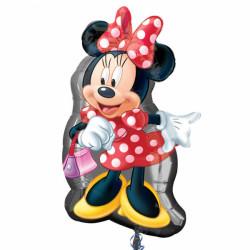 - Supershape Minnie Full Body Folyo Balon (48x81 cm)