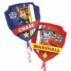 - Supershape Paw Patrol Folyo Balon 63x68 cm