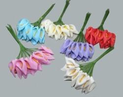 Gala Çiçek Mavi - Thumbnail