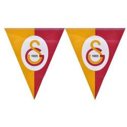 - Galatasaray Üçgen Bayrak Set 11 Ad.