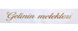 - Gelin Kuşağı Gelinin Melekleri Altın Pk:2mt-kl:200