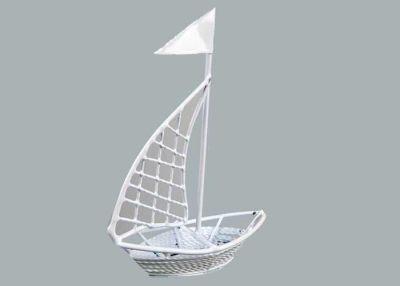 Gemi Metal Beyaz