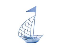 Gemi Metal Mavi - Thumbnail