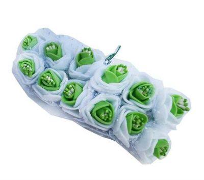 Gül Lateks Ortası Tomurcuklu Yeşil