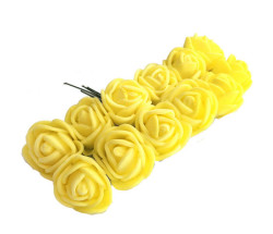- Sarı Lateks Gül