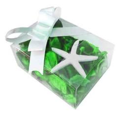 - Gül Yaprağı Kokulu Asetat Kutulu Yeşil P60gr Kl:50