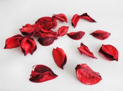 - Gül Yaprağı Naturel Kokulu Kırmızı 1000 gr
