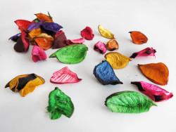 - Gül Yaprağı Naturel Kokulu Rengarenk 1000 gr