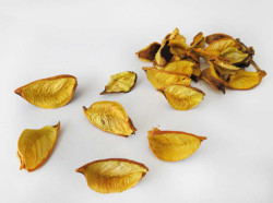 - Gül Yaprağı Naturel Kokulu Sarı 60 gr