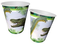 - Jurassic Parti Bardak 20/240cc Pk:8 Kl:54