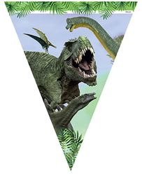 - Jurassic Parti Flama Pk:1 Set- Kl:144